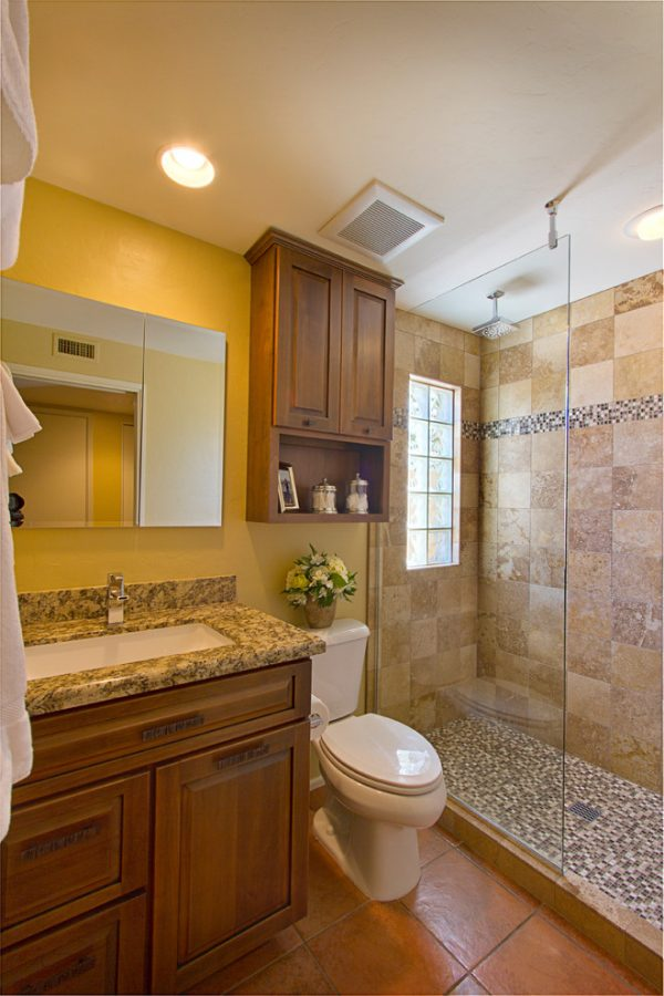 bathroom decorating ideas and designs Remodels Photos Arizona Designs Kitchens and Baths Tucson Arizona United States traditional-bathroom-016