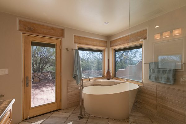 bathroom decorating ideas and designs Remodels Photos Arizona Designs Kitchens and Baths Tucson Arizona United States traditional-bathroom