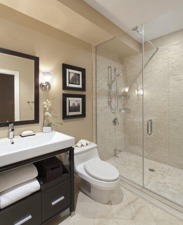 bathroom decorating ideas and designs Remodels Photos Avalon Interiors Thornhill Ontario Canada transitional-bathroom