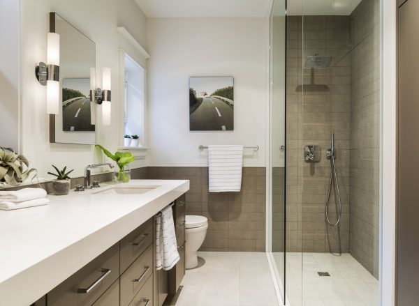 bathroom decorating ideas and designs Remodels Photos Beauparlant Design inc Toronto Ontario, Canada United States contemporary-bathroom-003