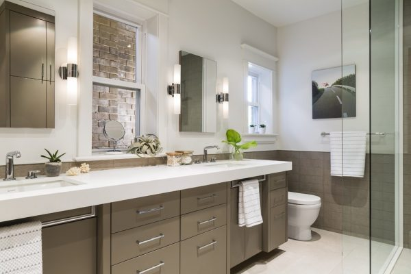 bathroom decorating ideas and designs Remodels Photos Beauparlant Design inc Toronto Ontario, Canada United States contemporary-bathroom-004