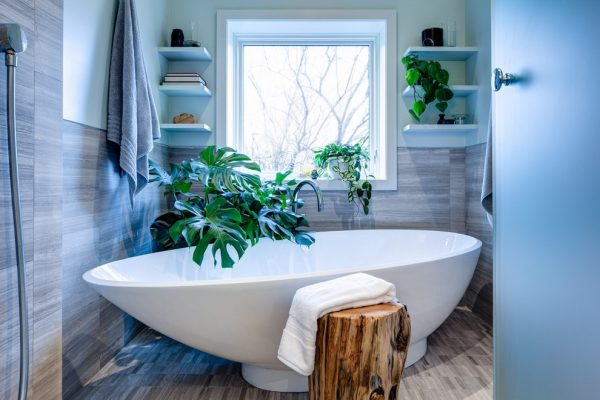bathroom decorating ideas and designs Remodels Photos Beauparlant Design inc Toronto Ontario, Canada United States contemporary-bathroom-005