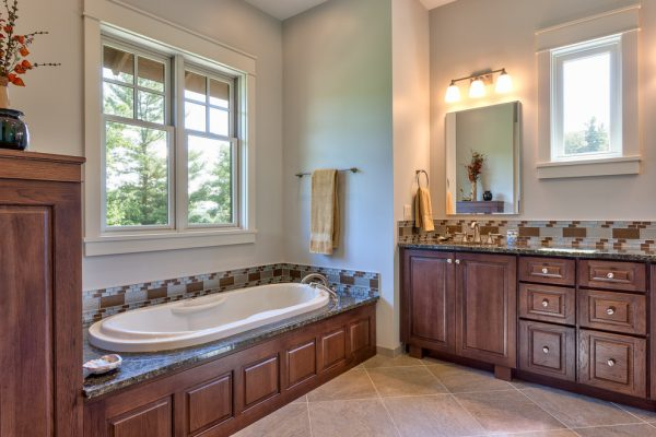 bathroom decorating ideas and designs Remodels Photos Johnston Design Group Greenville South Carolina United States craftsman-bathroom-001