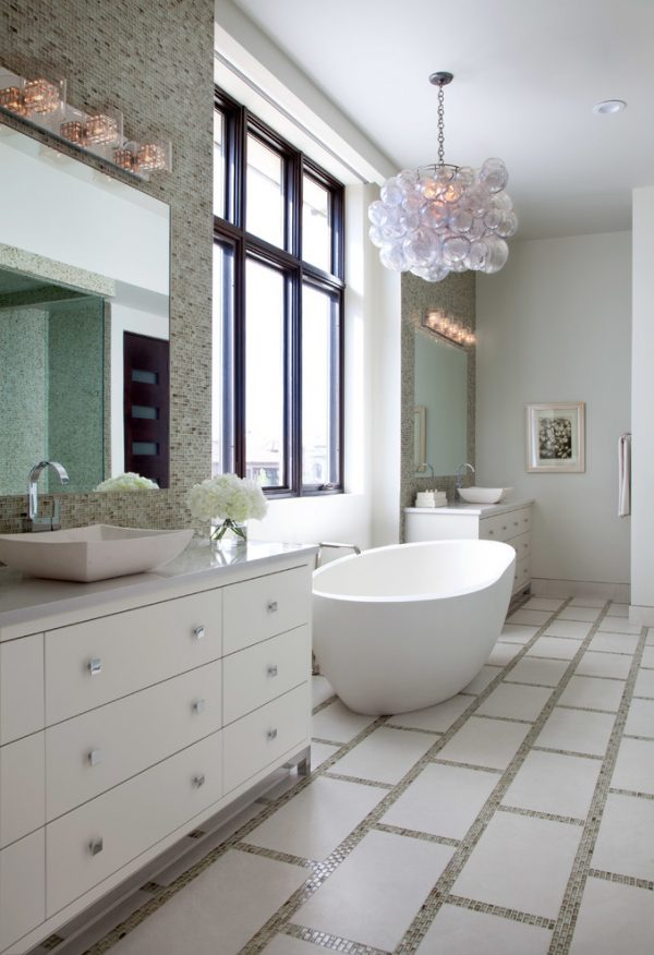 bathroom decorating ideas and designs Remodels Photos ashley campbell interior design Denver Colorado United States contemporary-bathroom-001