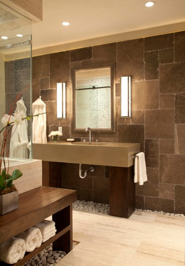 bathroom decorating ideas and designs Remodels Photos ashley campbell interior design Denver Colorado United States contemporary-bathroom