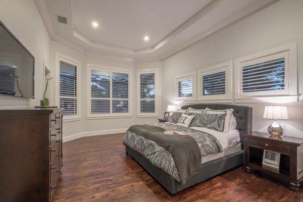 bedroom decorating ideas and designs Remodels Photo Chic on the Cheap Sarasota Florida United States beach-style-bedroom