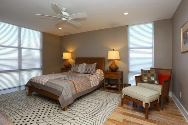 bedroom decorating ideas and designs Remodels Photo Chic on the Cheap Sarasota Florida United States contemporary-003