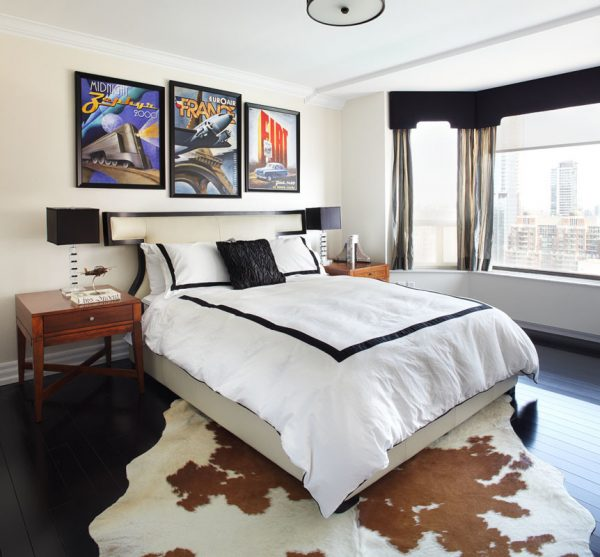bedroom decorating ideas and designs Remodels Photo LUX Design Toronto Ontario,Canada transitional-bedroom-001