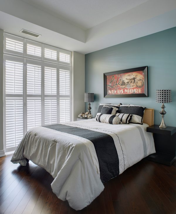 bedroom decorating ideas and designs Remodels Photo LUX Design Toronto Ontario,Canada transitional-bedroom-002