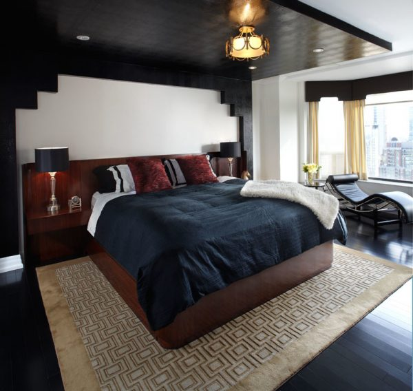 bedroom decorating ideas and designs Remodels Photo LUX Design Toronto Ontario,Canada transitional-bedroom