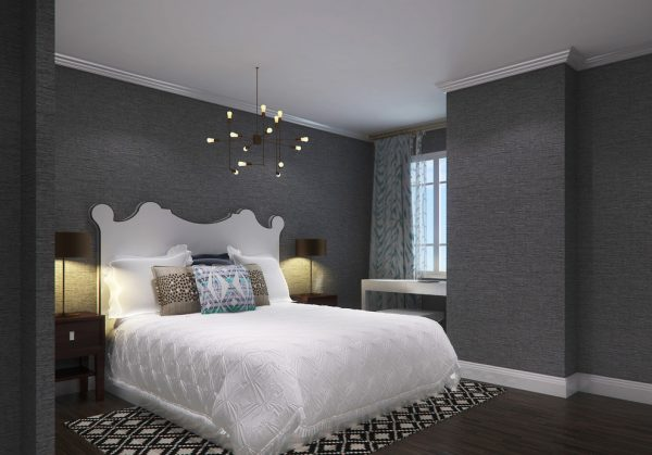 bedroom decorating ideas and designs Remodels Photo LUX Design Toronto Ontario,Canada transitional-rendering