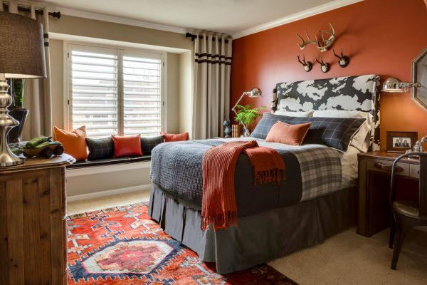 bedroom decorating ideas and designs Remodels Photo McCroskey Interiors Loch Lloyd Missouri United States traditional-kids-001