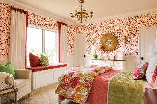 bedroom decorating ideas and designs Remodels Photo McCroskey Interiors Loch Lloyd Missouri United States traditional-kids-002