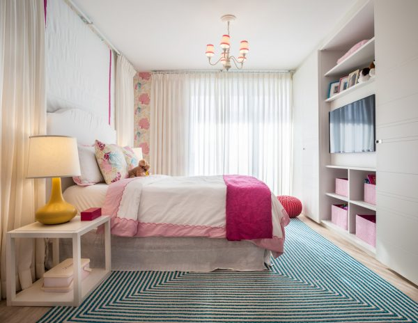 bedroom decorating ideas and designs Remodels Photos 2id Interiors Miami Florida United States contemporary-kids-001