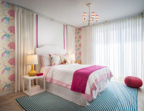 bedroom decorating ideas and designs Remodels Photos 2id Interiors Miami Florida United States contemporary-kids