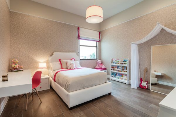 bedroom decorating ideas and designs Remodels Photos 2id Interiors Miami Florida United States traditional-kids-005