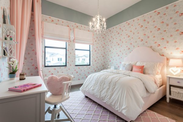 bedroom decorating ideas and designs Remodels Photos 2id Interiors Miami Florida United States traditional-kids