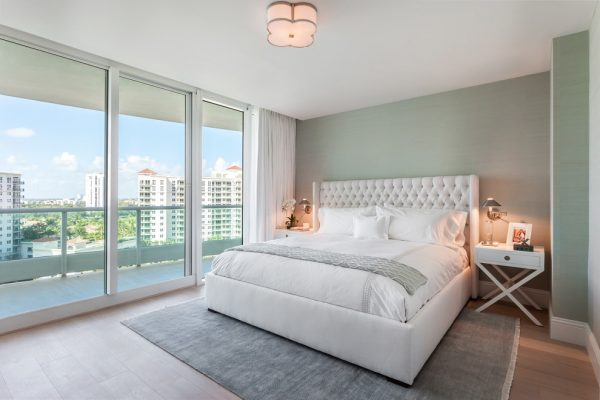 bedroom decorating ideas and designs Remodels Photos 2id Interiors Miami Florida United States transitional