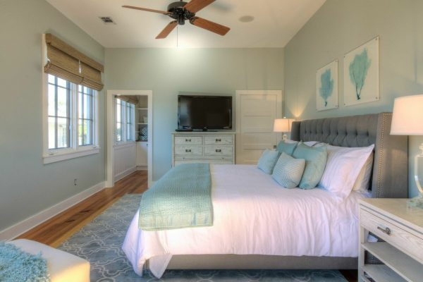bedroom decorating ideas and designs Remodels Photos 30A Interiors Santa Rosa Beach Florida United States beach-style-bedroom-005