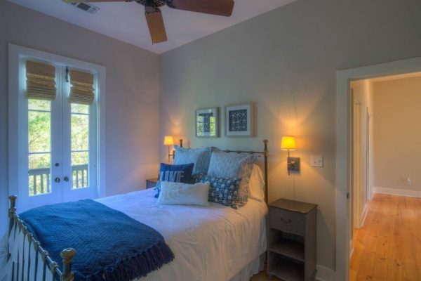 bedroom decorating ideas and designs Remodels Photos 30A Interiors Santa Rosa Beach Florida United States beach-style-bedroom
