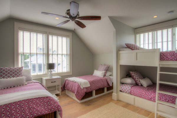 bedroom decorating ideas and designs Remodels Photos 30A Interiors Santa Rosa Beach Florida United States beach-style-kids-001
