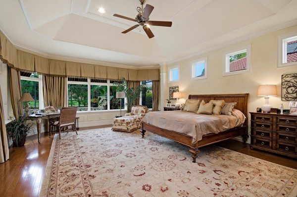 bedroom decorating ideas and designs Remodels Photos 41 West Naples Florida United States mediterranean-bedroom-001
