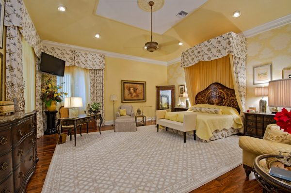 bedroom decorating ideas and designs Remodels Photos 41 West Naples Florida United States mediterranean-bedroom