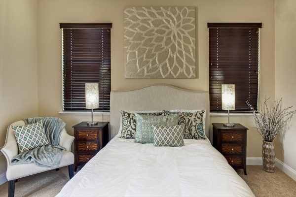 bedroom decorating ideas and designs Remodels Photos A.Clore Interiors Sanford Florida United States tropical-bedroom