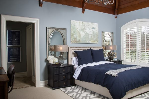 bedroom decorating ideas and designs Remodels Photos A.S.D. Interiors - Shirry Dolgin, Owner Burbank California home-design-002
