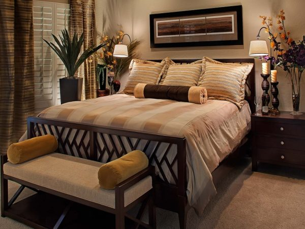 bedroom decorating ideas and designs Remodels Photos AB Design Elements, LLC Scottsdale Arizona United Statescontemporary-bedroom