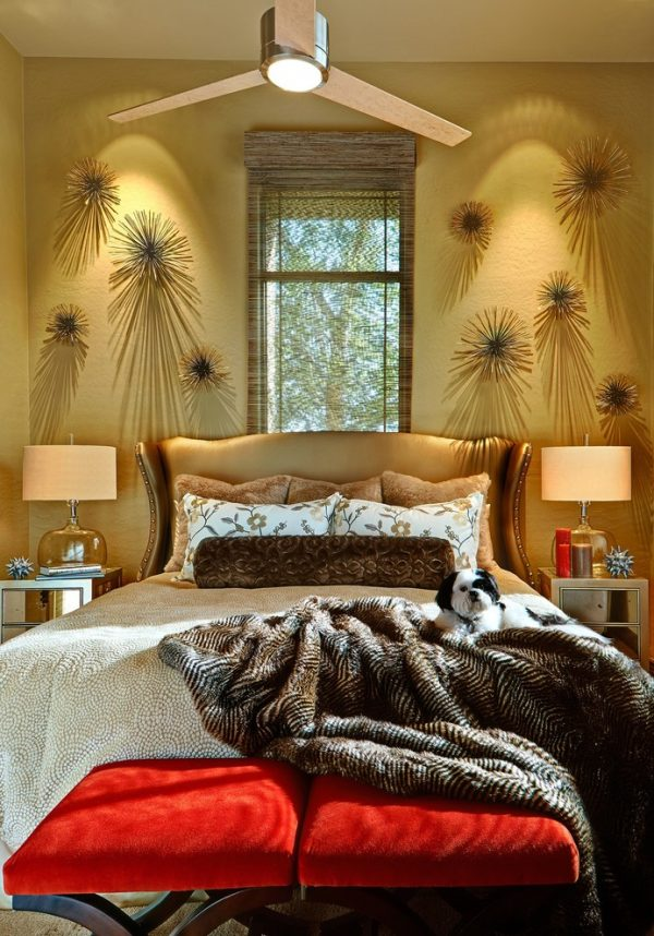 bedroom decorating ideas and designs Remodels Photos AB Design Elements, LLC Scottsdale Arizona United Stateseclectic-bedroom