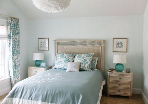 bedroom decorating ideas and designs Remodels Photos Alexandra Rae Design Los Angeles California united states beach-style-bedroom