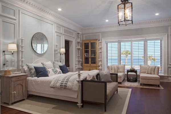 bedroom decorating ideas and designs Remodels Photos Amanda Webster Design Jacksonville Beach Florida united states bedroom