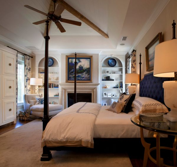 bedroom decorating ideas and designs Remodels Photos Amanda Webster Design Jacksonville Beach Florida united states traditional-bedroom-003