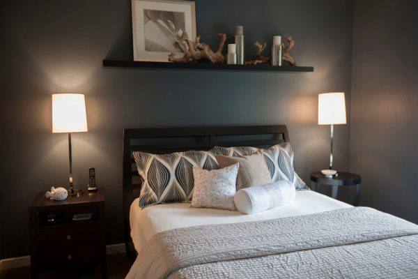 bedroom decorating ideas and designs Remodels Photos Amy Troute Inspired Interior Design Portland Oregon United States contemporary-bedroom