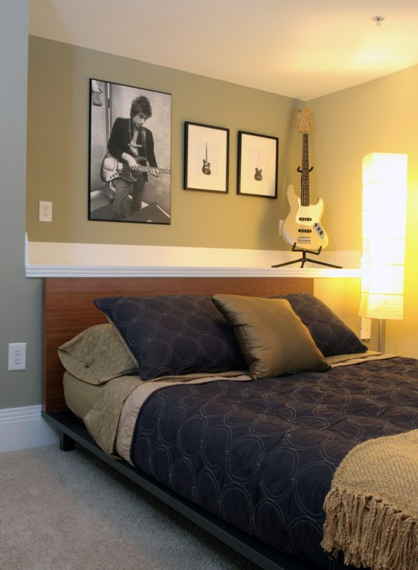 bedroom decorating ideas and designs Remodels Photos Amy Tyndall Design Wilmington, NCCarolina United States contemporary-bedroom