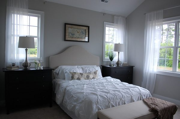 bedroom decorating ideas and designs Remodels Photos Amy Tyndall Design Wilmington, NCCarolina United States traditional-bedroom-001