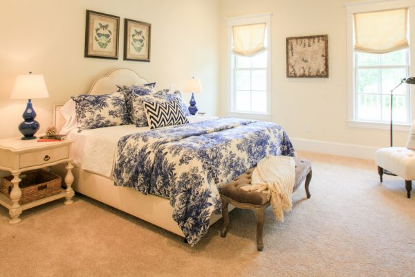 bedroom decorating ideas and designs Remodels Photos Amy Tyndall Design Wilmington, NC Carolina United States traditional-bedroom-002