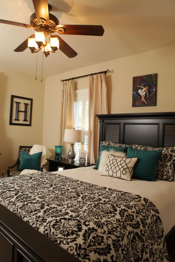 bedroom decorating ideas and designs Remodels Photos Amy Tyndall Design Wilmington, NC Carolina United States traditional-bedroom-003