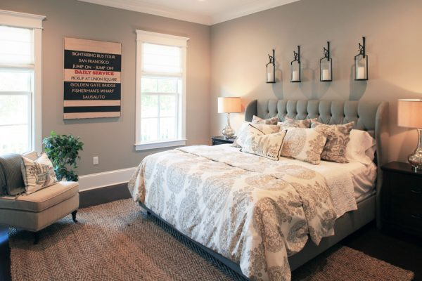 bedroom decorating ideas and designs Remodels Photos Amy Tyndall Design Wilmington, NC Carolina United States traditional-bedroom-004