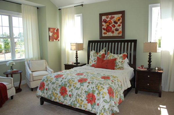 bedroom decorating ideas and designs Remodels Photos Amy Tyndall Design Wilmington, NCCarolina United States traditional-bedroom-006