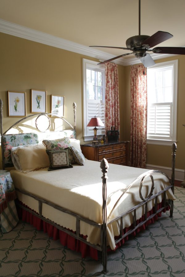 bedroom decorating ideas and designs Remodels Photos Amy Tyndall Design Wilmington, NC Carolina United States traditional-bedroom