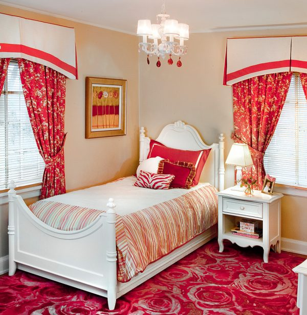 bedroom decorating ideas and designs Remodels Photos Amy Youngblood Interiors Cincinnati Ohio United States traditional-kids