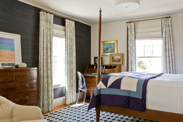 bedroom decorating ideas and designs Remodels Photos Ana Donohue Interiors Melrose Massachusetts united states traditional-bedroom-001