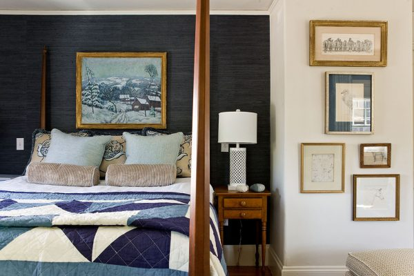 bedroom decorating ideas and designs Remodels Photos Ana Donohue Interiors Melrose Massachusetts united states traditional-bedroom