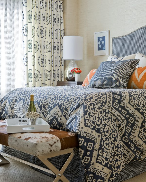bedroom decorating ideas and designs Remodels Photos Ana Donohue Interiors Melrose Massachusetts united states transitional
