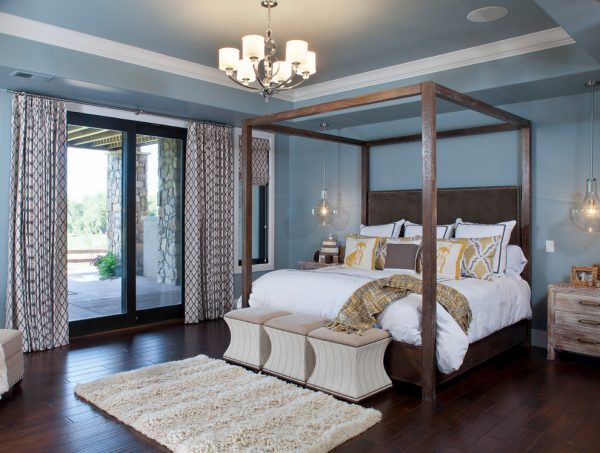 bedroom decorating ideas and designs Remodels Photos Aneka Interiors Inc. Denver Colorado United States modern-bedroom