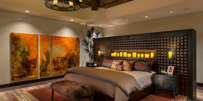 Bedroom decorating and designs by angelica henry design - Interior decorator scottsdale az ...