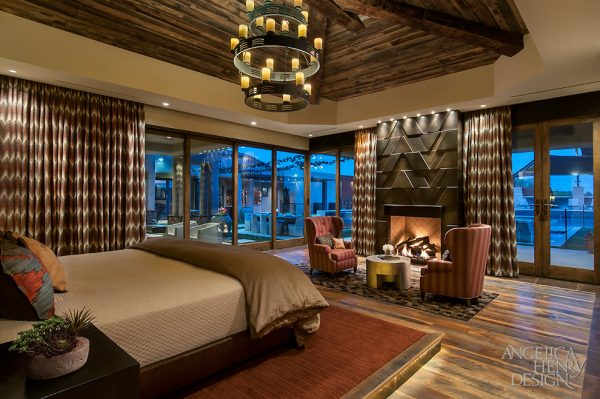 bedroom decorating ideas and designs Remodels Photos Angelica Henry Design Scottsdale Arizona United States rustic-bedroom-002