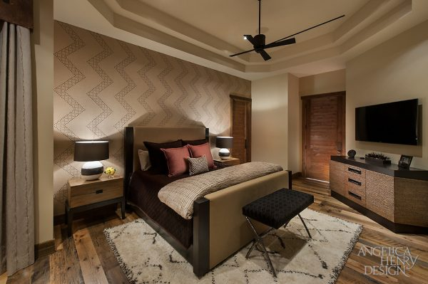 bedroom decorating ideas and designs Remodels Photos Angelica Henry Design Scottsdale Arizona United States rustic-bedroom